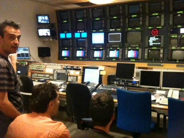 Sala de producción.