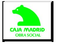 Logo de Caja Madrid Obra Social