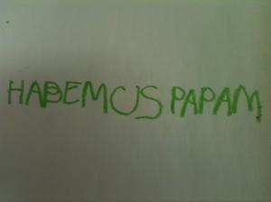 Habemus Papa 2