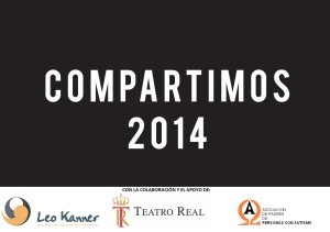 Compartimos 2014 CARTEL